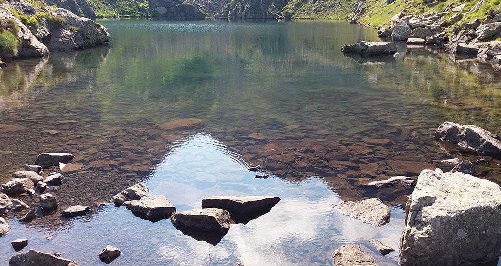 Translagorai significa laghi