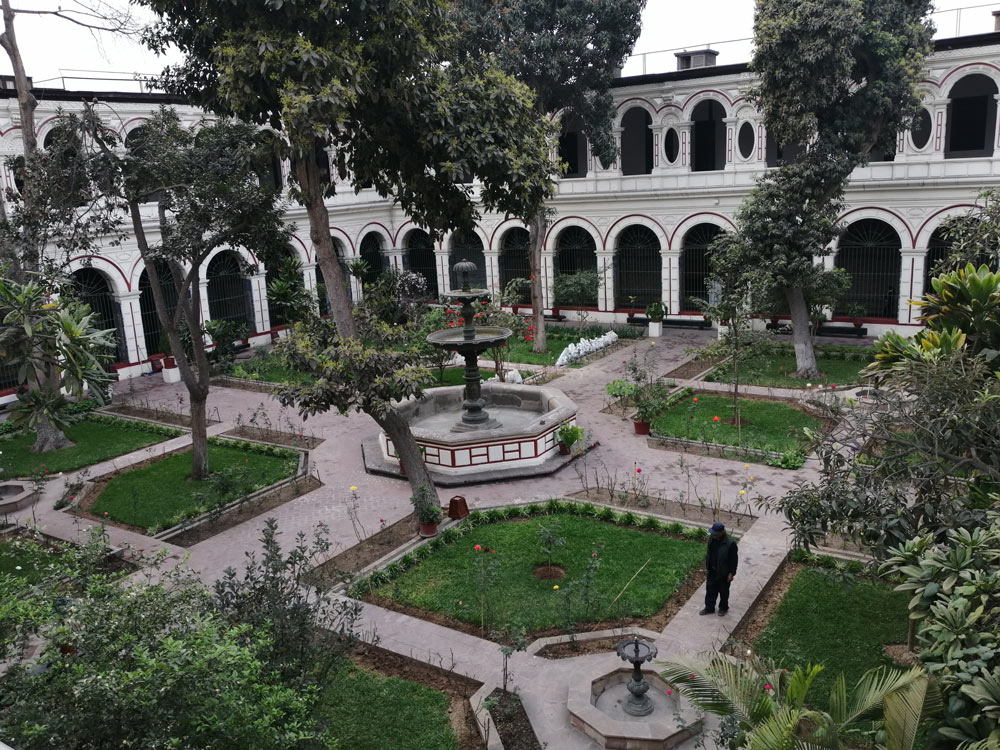 Lima Centrale