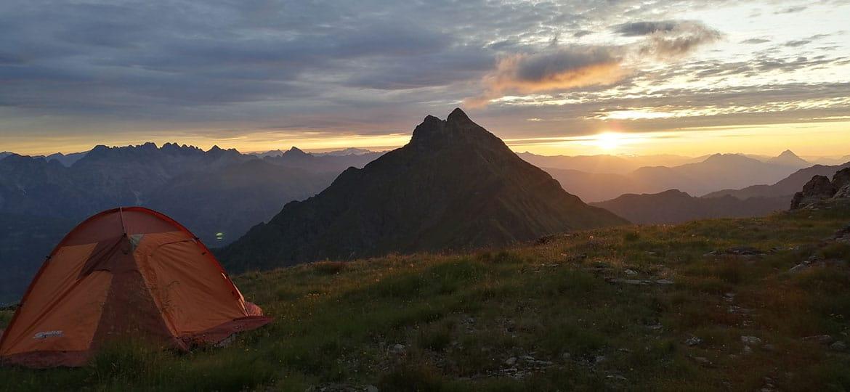 Traversata Carnica: cinque giorni in tenda da Sesto a Forni Avoltri