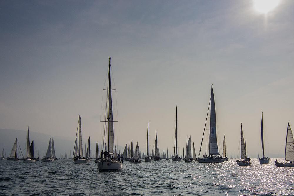 Barcolana e 2000 barche