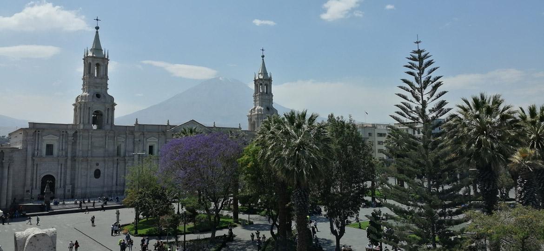 10 cose da fare ad Arequipa
