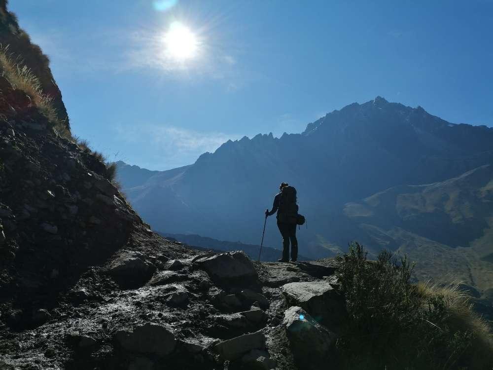 Lungo il Salkantay Trek