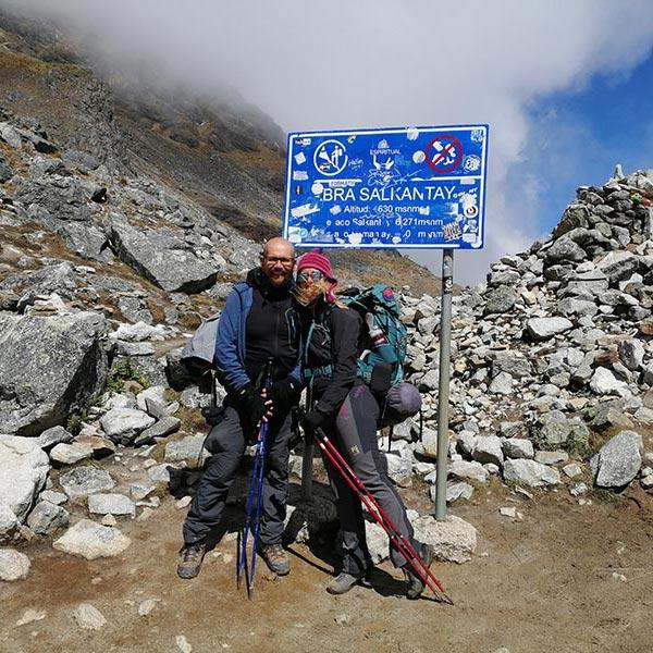 Sul Salkantay Pass