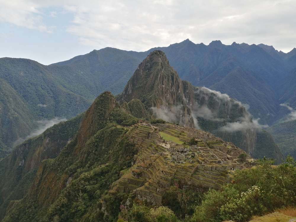 Machu Picchu dopo il Salkantay
