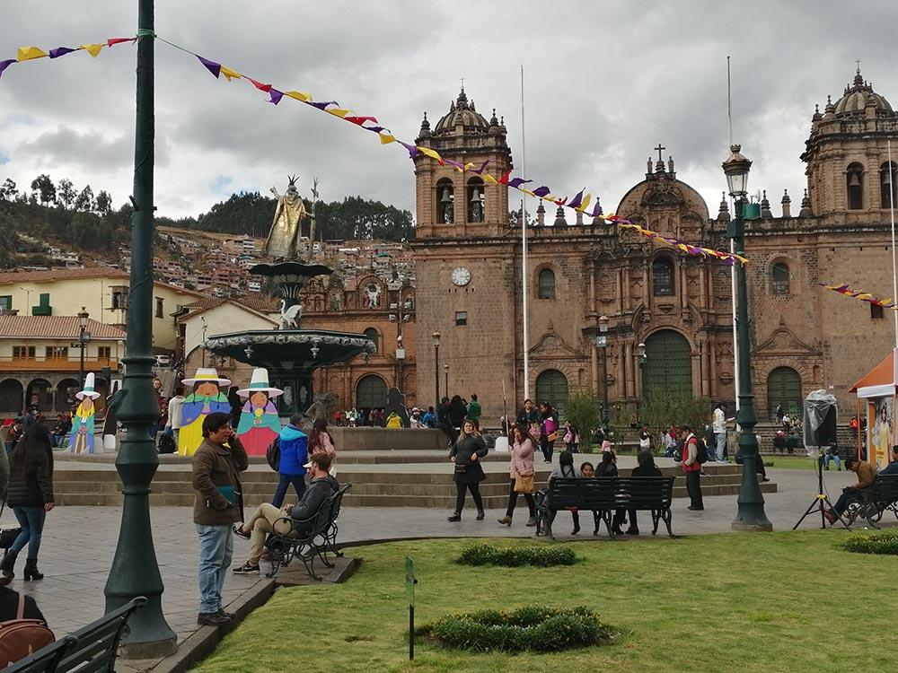 Cuzco - cattedrale