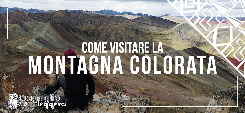 Montagna colorata VS Palcoyo