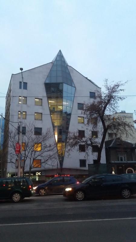 Palazzo contemporaneo a Sofia