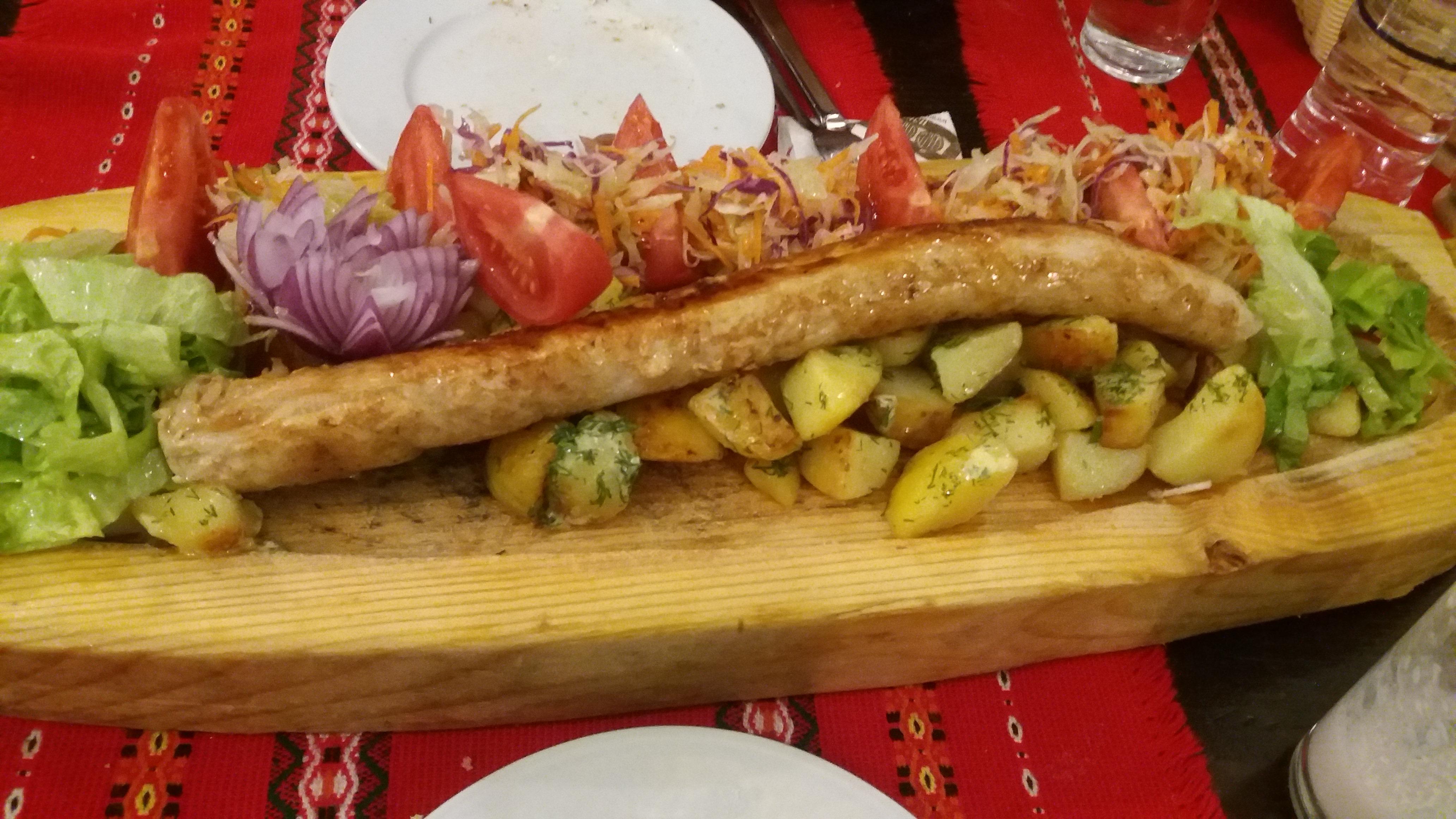 Salsicciotto bulgaro