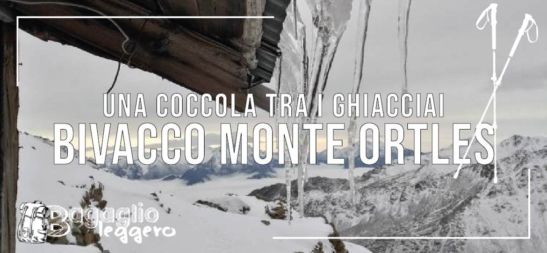Bivacco Monte Ortles