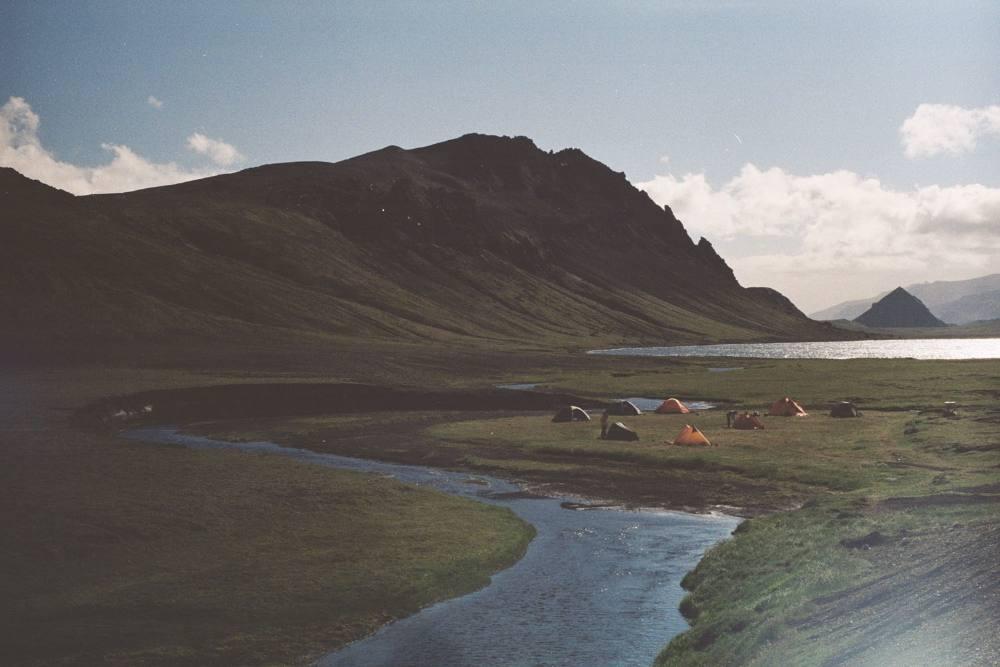 Islanda - Campo base Alfatavn