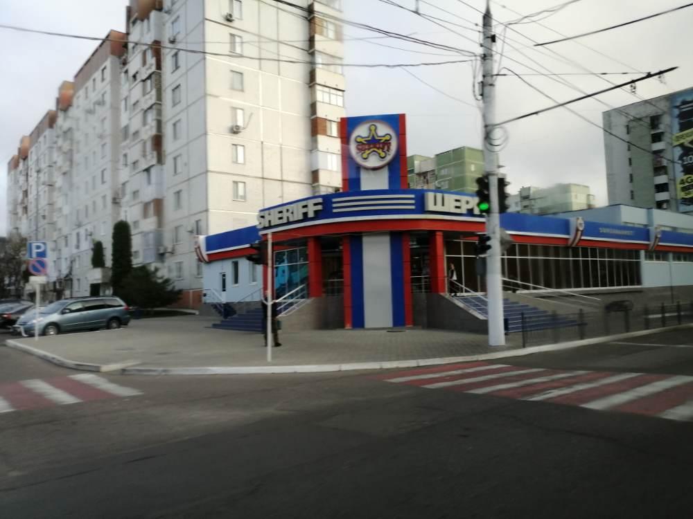 Sheriff, il monopolio in Transnistria