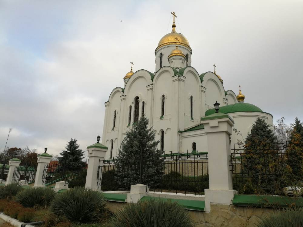 Chiesa ortodossa a Tiraspol