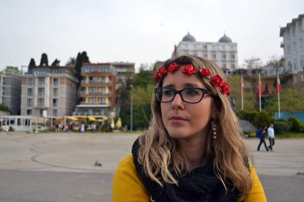 Silvia in Turchia