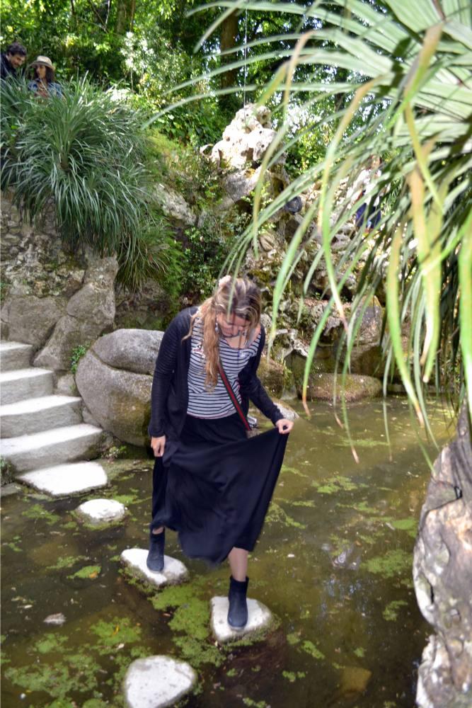 Silvia in Portogallo
