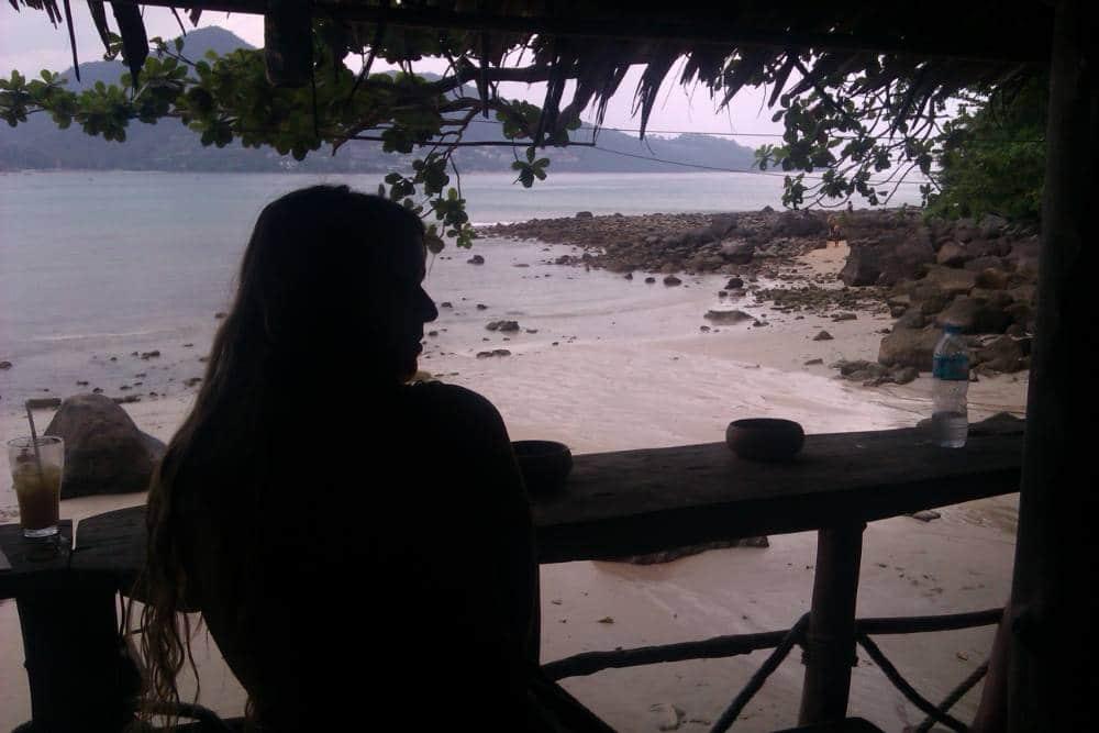 Silvia in Thailandia