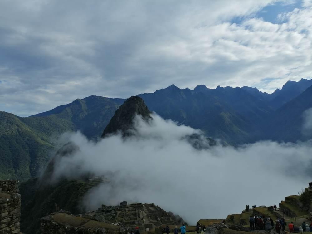 Salita a Machu Picchu