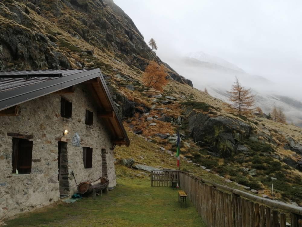 Rifugio Valmarza