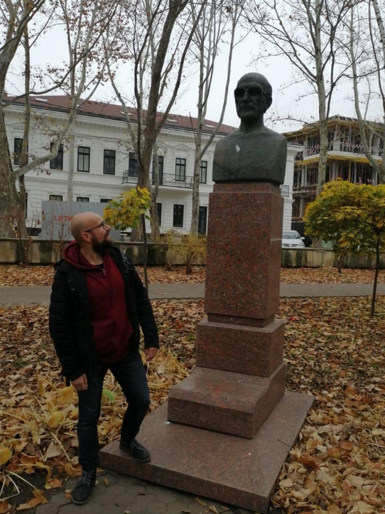 Davide e Mircea Eliade