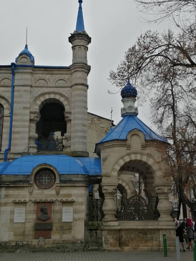 Chiesa a Chisinau
