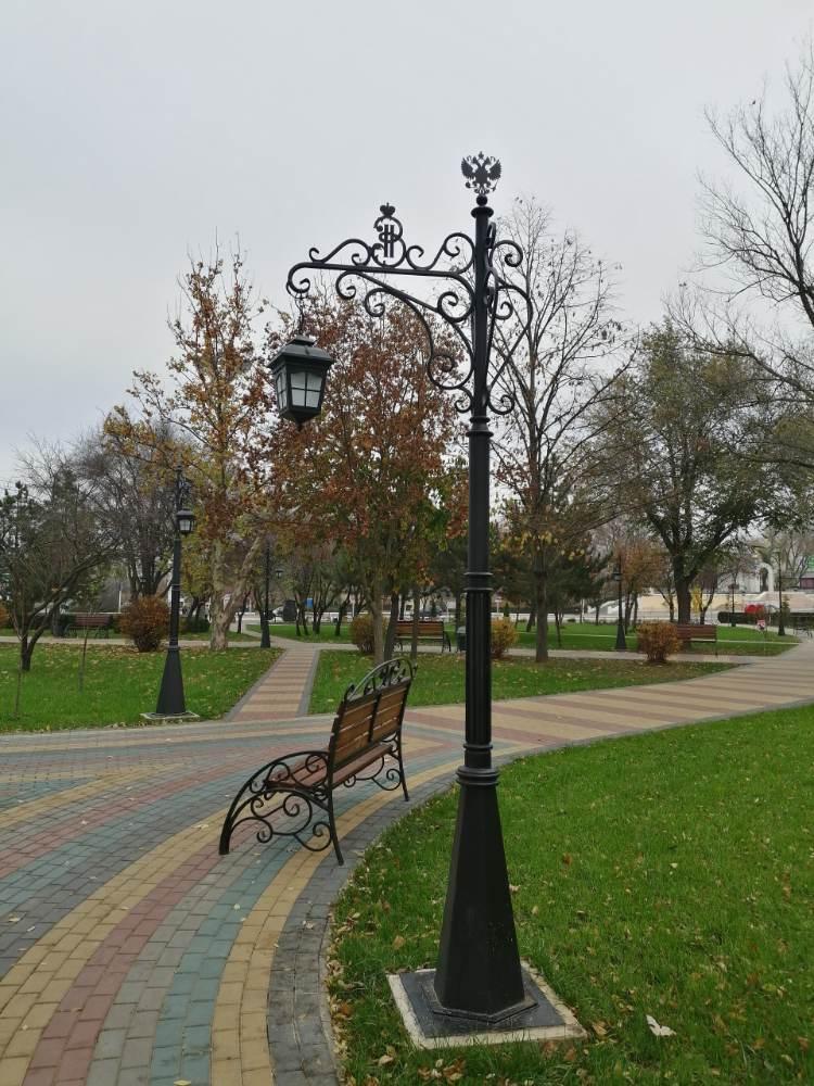 Parco a Tiraspol