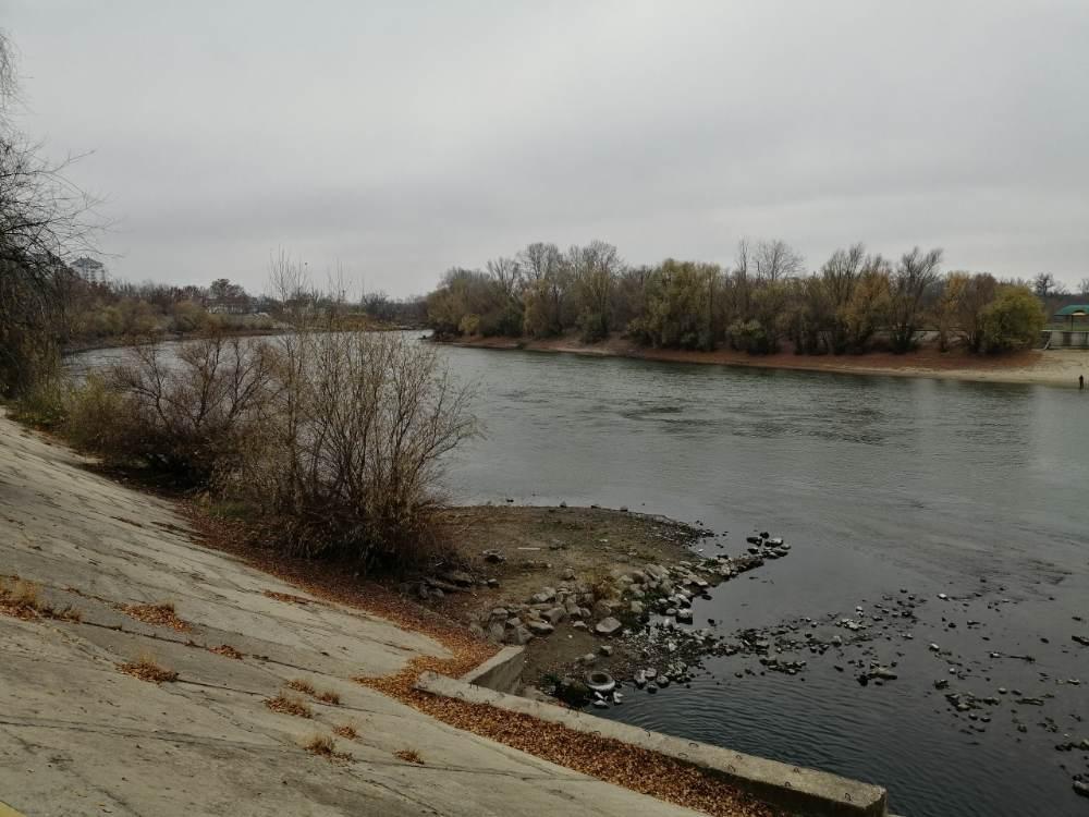 Il fiume Nistro