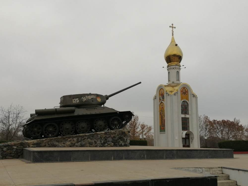 Monumenti a Tiraspol