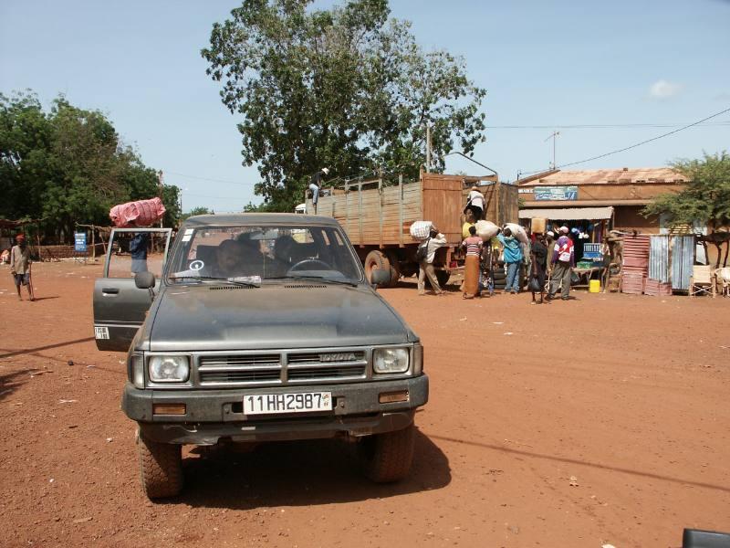 Guidando in Africa