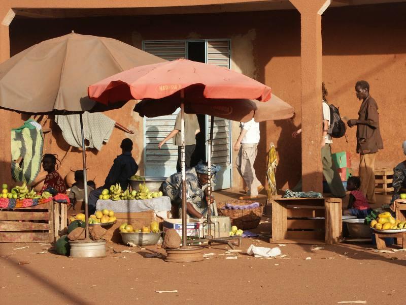 Mercato (bancarella)