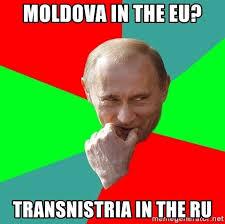 Meme transnistria Putin