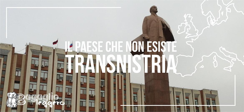 Transnistria il paese che non c'è