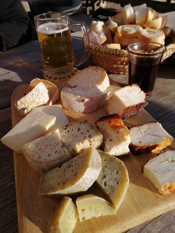 formaggi a Pian De Levina