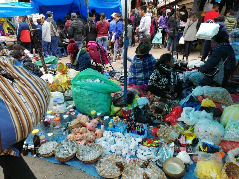 mercado del baratillo