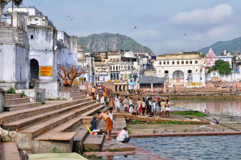 Lago di Pushkar