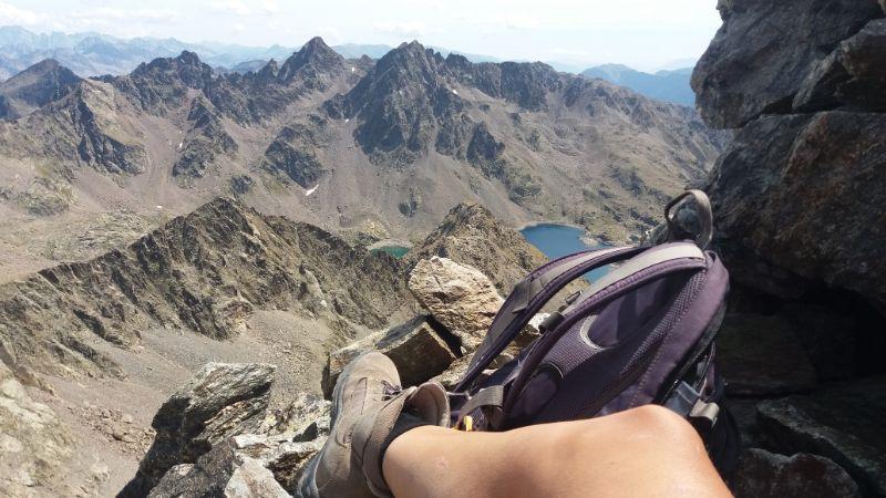 3000 metri e panorama