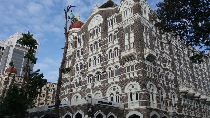 Taj Mahal Palace di Mumbai