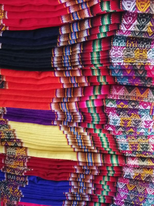 tessuti peruviani