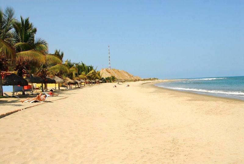 tumbes litorale perù del nord
