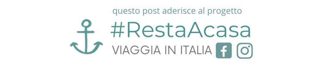 Progetto #restaAcasa viaggia in Italia