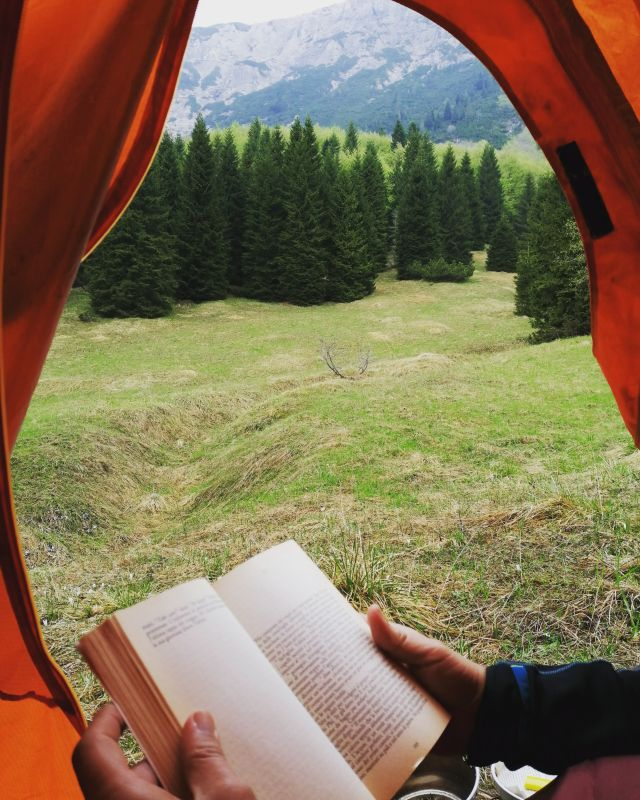 come campeggiare in montagna