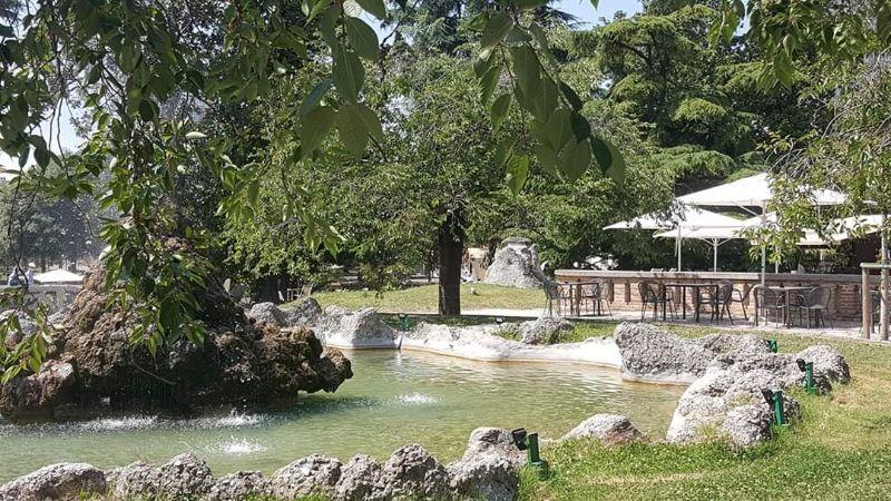 Giardini dell'arena di Padova