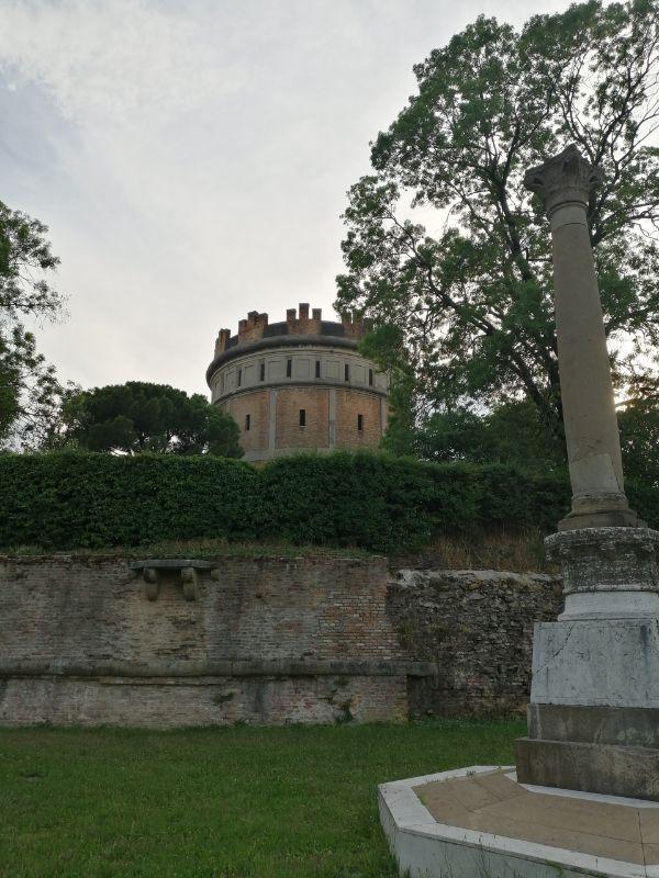 giardini della rotonda di Padova