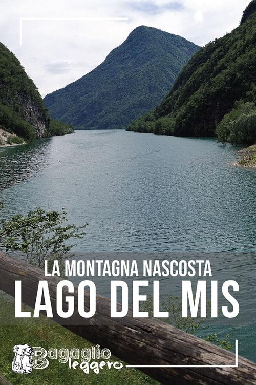 Valle e lago del Mis pin