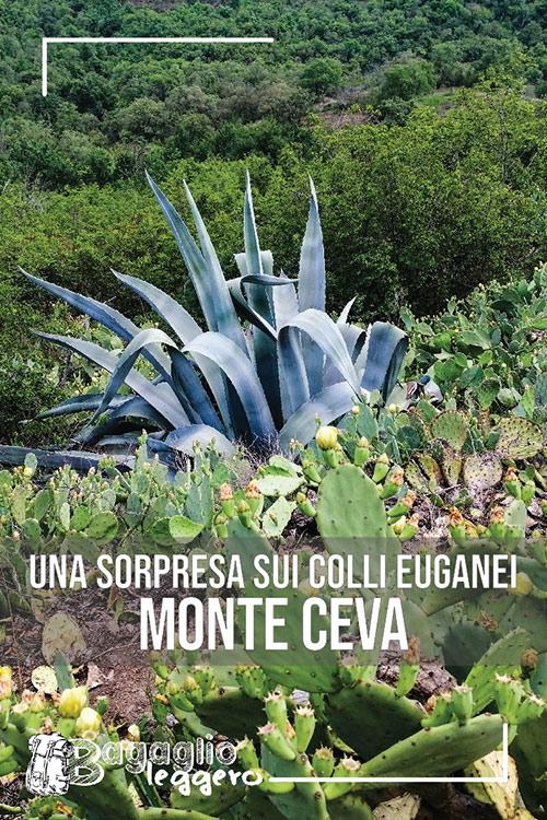 Monte Ceva il più sorprendente dei Colli Euganei pin