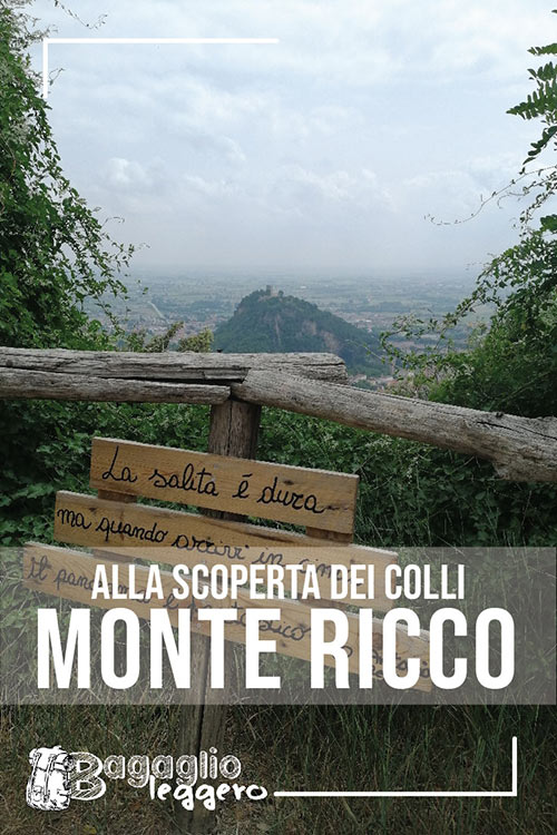 Monte Ricco alla scoperta dei Colli pin