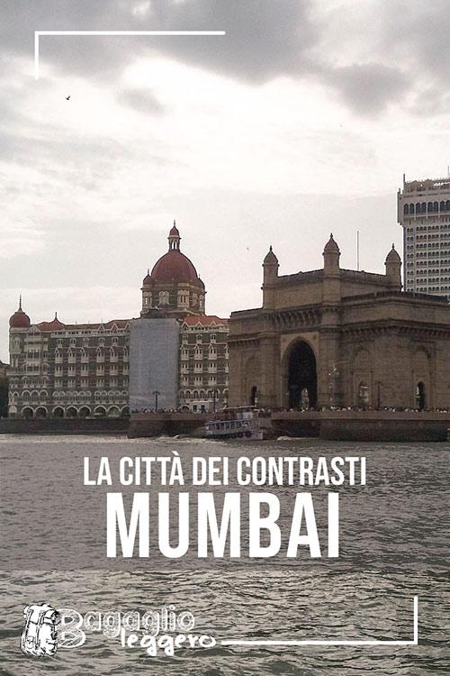 Mumbai la città dei contrasti pin