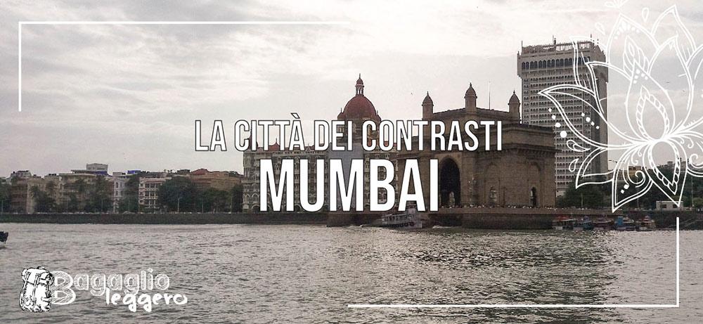 Mumbai la città dei contrasti