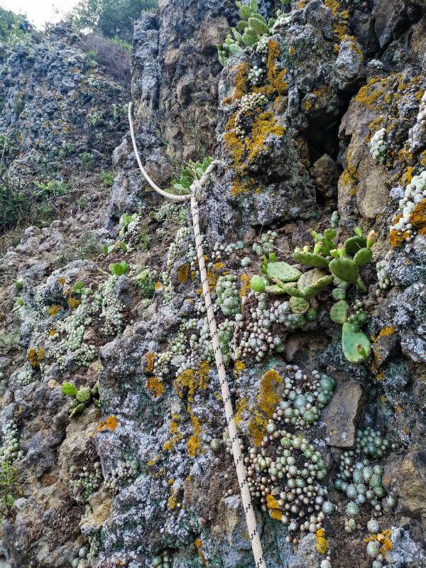 Difficoltà sentiero Monte Ceva