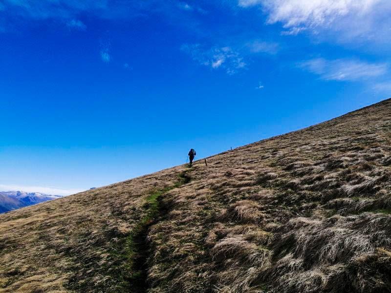 Salita al Monte Pavione