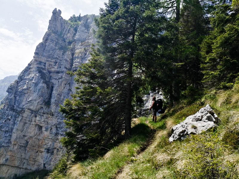 sentiero di Sant'Antonio
