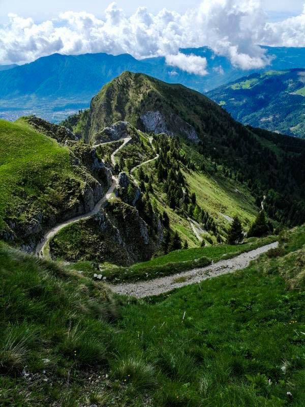 sentiero Rifugio Dal Piaz